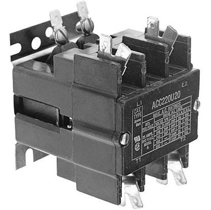 Picture of  Contactor 110/120v for Arrow Hart Part# ACC323UMM20