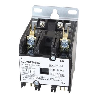Picture of  Contactor for Ge/hobart Part# XNC6X116/346466-1