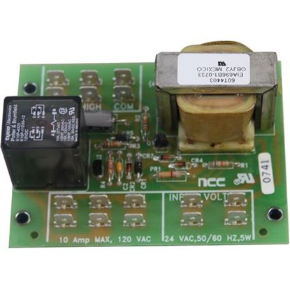 Picture of  Circuit Board for Insinger Part# DE9-85
