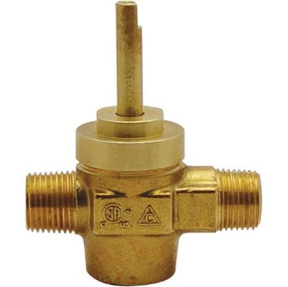 Picture of  Valve 1/2 Mpt X 1/2 Mpt for Blodgett Part# 07854