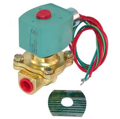 Picture of  Hot Water Solenoid for Asco Part# 8210G093 24/60