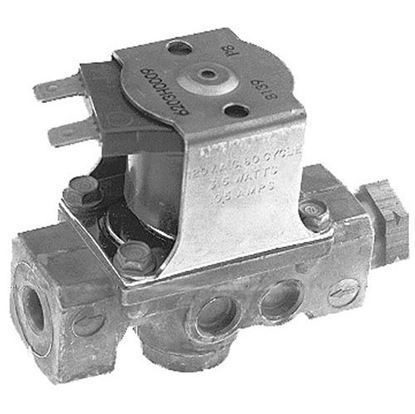 Picture of  Valve, Solenoid-gas for Knight Part# 9876000