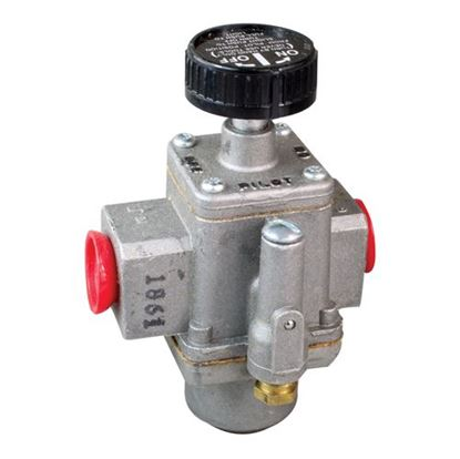 "Picture of  Gas Safety Valve - 1/2"" for Anets Part# P8904-84"