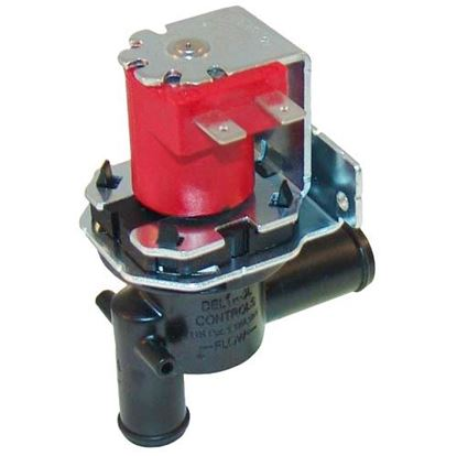 Picture of  Valve, Water Dump - 230v for Manitowoc Part# 000001768