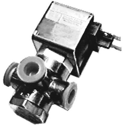 Picture of  Solenoid, Water-3-way for Jackes-evans Part# 4F30U2108ADFOS05