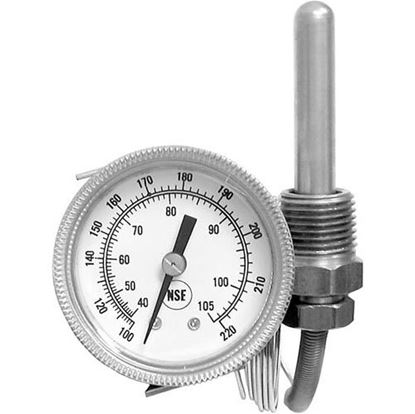 Picture of  Gauge, Temperature - for American Dish Service Part# 299-1004