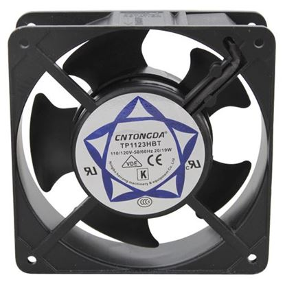 Picture of  Cooling Fan for Carter Hoffmann Part# 18614-0314