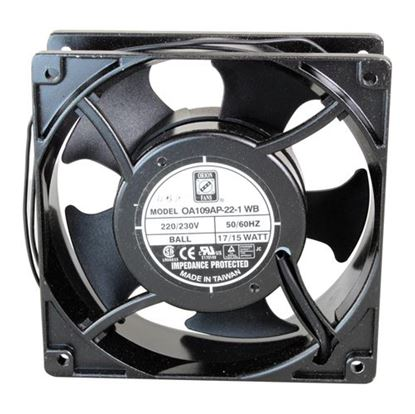 Picture of  Fan, Rear Panel for Electro Freeze Part# 151094