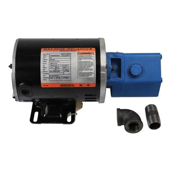 Pump/motor Assembly for Pitco Part# 60143503-C