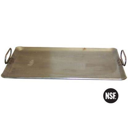 Picture of  Portable Griddle Top for Rocky Mountain Cookware Part# RM1423-8