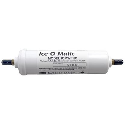 Picture of  Filter Cartridge for Ice-O-matic Part# IOMWFRC
