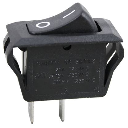 Picture of 105C On/Off Rockr Switch for Wittco Part# 00-960727