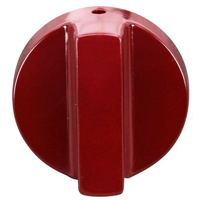 Picture of Burner Vulcan Red Knob For Hobart Part# 499595-1