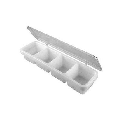 "Picture of Caddy,Bar (W/Cover, 18""X5"") for Browne Foodservice Part# B35C"