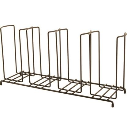Picture of Rack,Cup (Wire, 4 Section) for Diversified Metal Products Part# WR-4