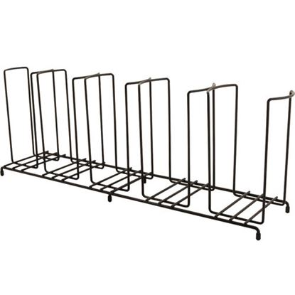 Picture of Rack,Cup (Wire, 5 Section) for Diversified Metal Products Part# WR-5
