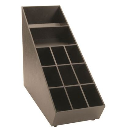 Picture of Organizer,Condiment (Narrow) for Diversified Metal Products Part# NLO-1B