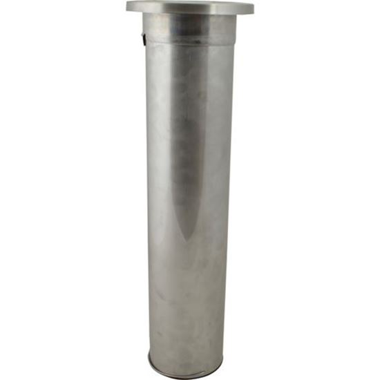 Picture of Dispenser,Cup (In-Counter,S/S) for Diversified Metal Products Part# BFL-2F
