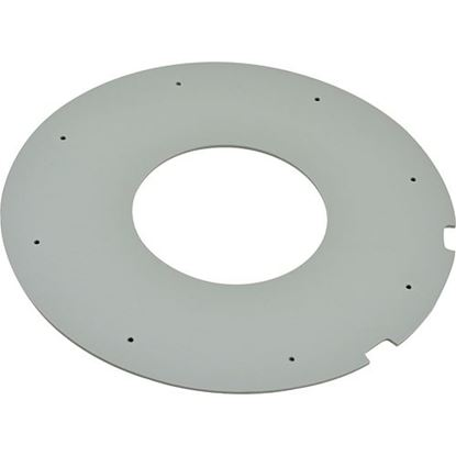 Picture of Baffle,Cup (Medium, Silicone) for Diversified Metal Products Part# XRB-2MD