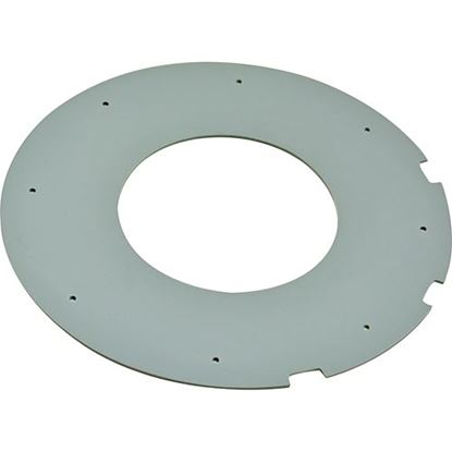 Picture of Baffle,Cup (Large, Silicone) for Diversified Metal Products Part# XRB-2LG