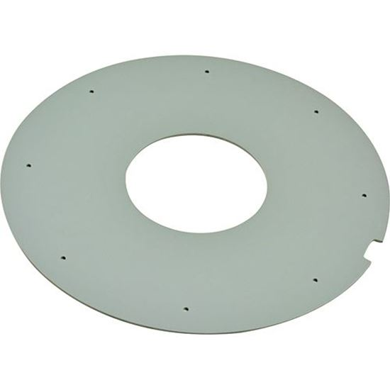 Picture of Baffle,Cup (Small, Silicone) for Diversified Metal Products Part# XRB-2SM