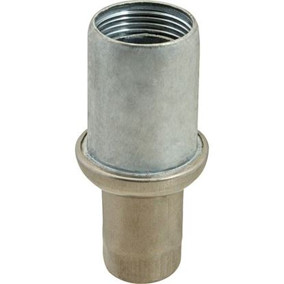 """Picture of Foot (S/S, F/ 1-1/4"""" Pipe) for Standard Keil Part# 1010-0601-1144"""