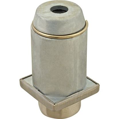 """Picture of Foot (S/S, F/ 2""""Od Sq) for Standard Keil Part# 1014-0801-1144"""
