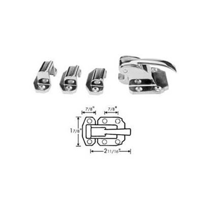 Picture of Latch (W/ Strikes) for Standard Keil Part# 2917-1000-1110