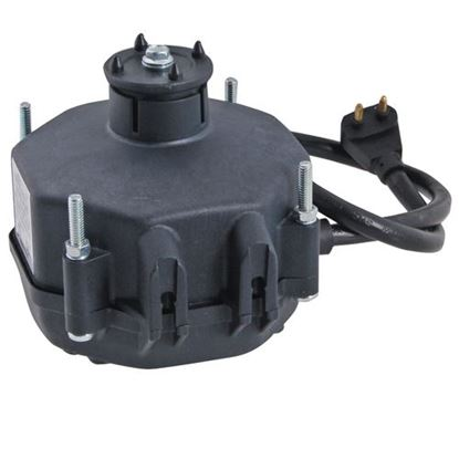 Picture of Motor,Ec(12W,115V,Ccw,1550Rpm) for Supermarket Parts Warehouse Part# ECR01A0242