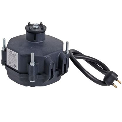 Picture of Motor,Ec(16W,115V,Ccw,1550Rpm) for Supermarket Parts Warehouse Part# ECR01A0243