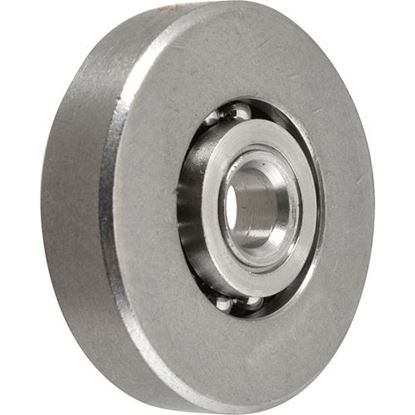 "Picture of Roller (1-5/16""Od,1/4""Id,S/S) for Standard Keil Part# 1320-1219-3000"