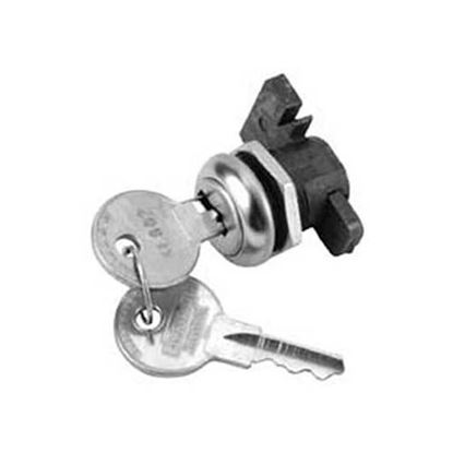 Picture of Lock, Cylinder (Hollow Drawer) for Standard Keil Part# 1211-1210-3000