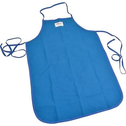 "Picture of Apron (36""L, Nomex, Blue) for Tucker Part# 10360"