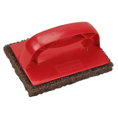 Picture of Scrubber,Griddle(Scotchbrick) for 3M Commercial Care Division Part# 9537