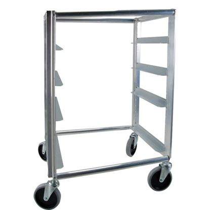"Picture of Cart,Rack(35""H,8 Adj Runners) for Lockwood Manufacturing Part# LKWRK35-4"