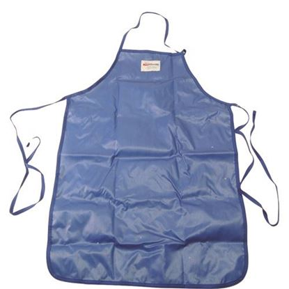"Picture of Apron (36""L, Quicklean, Blue) for Tucker Part# 50362"