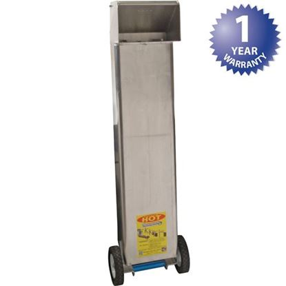 "Picture of Cart,Oil(Shortshuttle,80#,8.5"" for Worcester Industrial Part# SS-709-T"