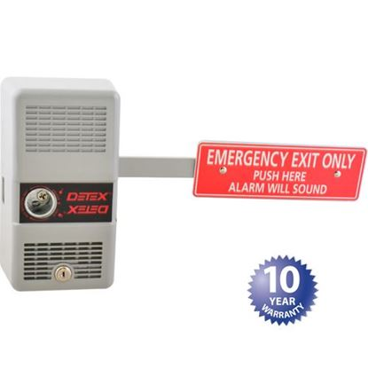 Picture of Alarm,Emergency Exit (Detex) for Detex Corporation Part# ECL-230D