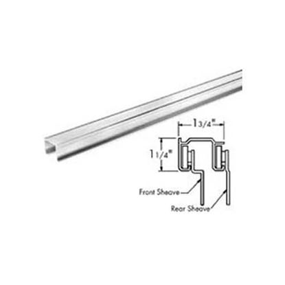 """Picture of Track, Overhead (72"""", Alum) for Standard Keil Part# 1357-1014-1151"""