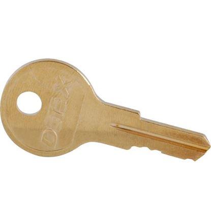 Key Cvr Lk Detex Ecl405 Dt017 For Detex Corporation Part
