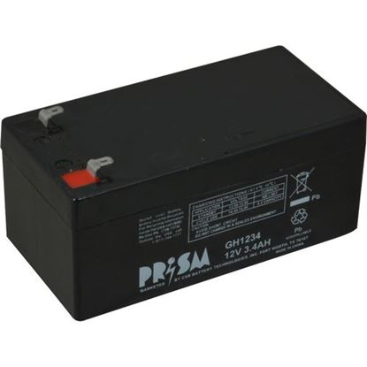 Picture of Battery,Rechargeable (12V Dc) for Detex Corporation Part# DTX103952