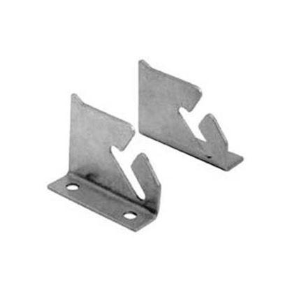 Picture of Bracket,Lid(W/Pins,Screws,Pair for Standard Keil Part# 1532-1010-1251