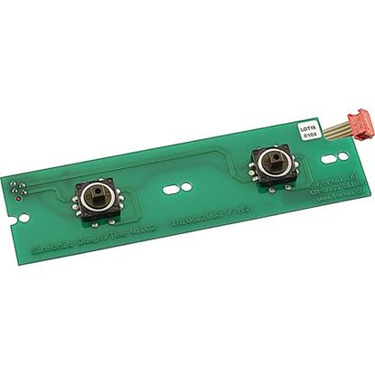 Picture of Board,Steam (W/Push Button) for Franke Commercial Systems Part# FRA1Y320056