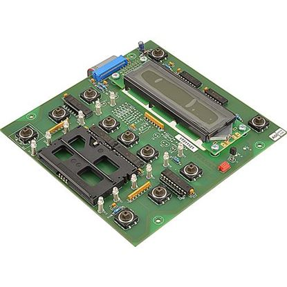 Picture of Board,Display (Main) for Franke Commercial Systems Part# FRA1554897