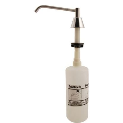 "Picture of Dispenser,Soap (32 Oz,6""Spt) for Bradley Part# 6326-680000"