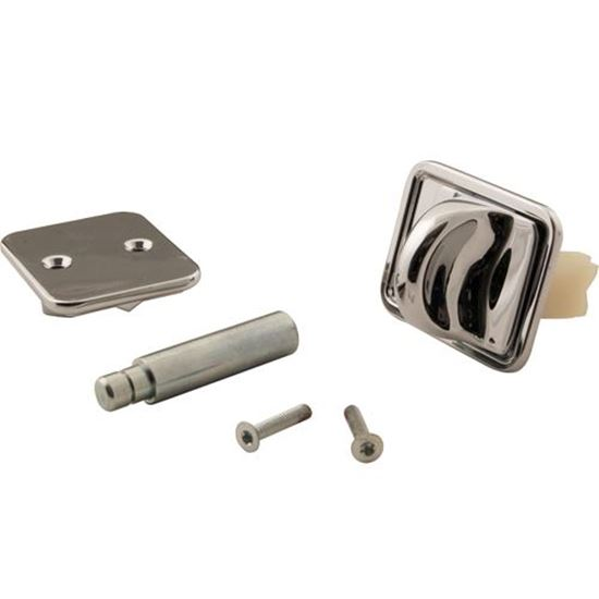Picture of Latch,Restroom Door (Assy) for Bradley/Mills Partition Div. Part# HDWT-T290