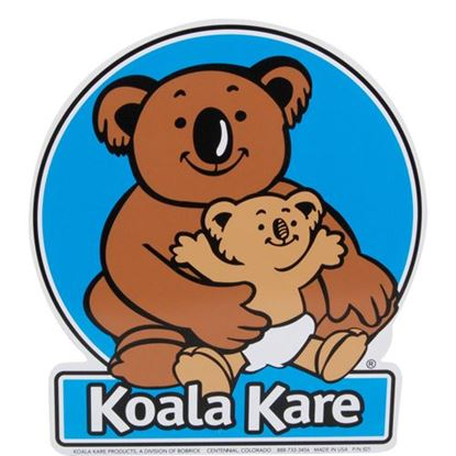 Picture of Decal,Koala Kare for Koala Kare Products Part# KOA825