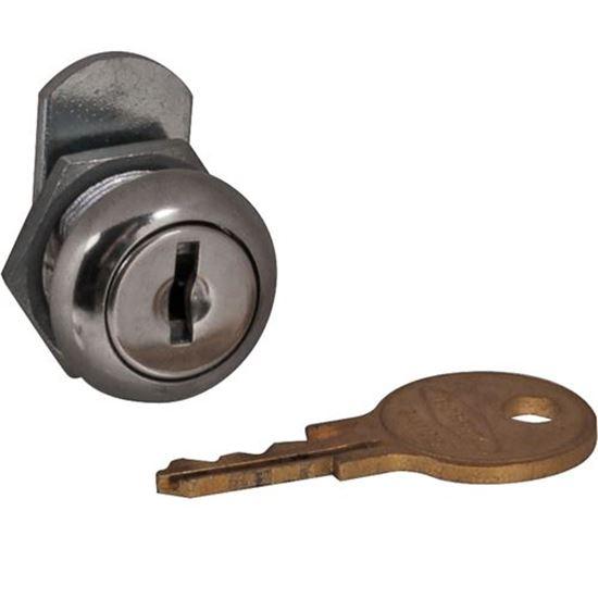 Lock Cylinder W Key 1 3 4 Quot L For Bobrick Washroom