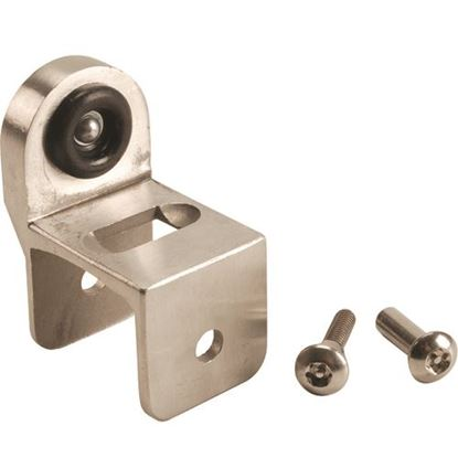 Picture of Bumper,Latch (Edge Mount) for Bradley/Mills Partition Div. Part# HDWT-S318