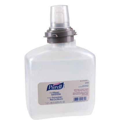 Picture of Sanitizer Refill(1200Ml,Tfx)4) for Gojo Industries Part# 5456-04